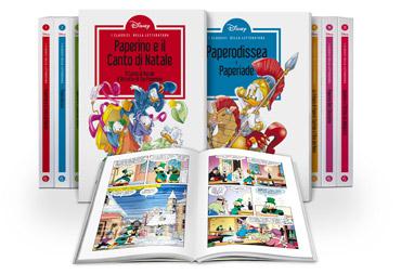 Classici della letteratura Disney